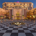 The Emirates Palace Hotel